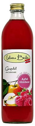 Apfel-Himbeer