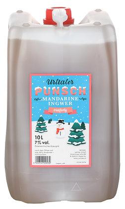 Mandarine-Ingwer Punsch