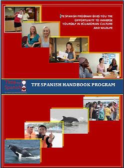 Spanish handbook program
