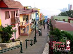 Cerro Santa Ana en Barrio las Peñas