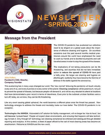 VIS Newsletter - April 14, 2020 Cover.jp