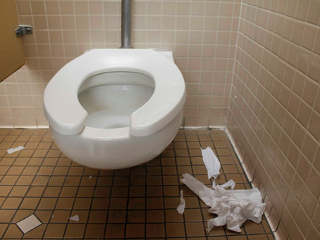 The new reality of restroom cleaning