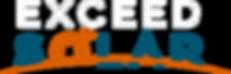 ExceedSolar_Logo _ goose White.png