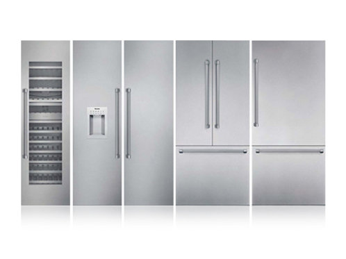Bottom Freezers - Panel Ready or Stainless Panels