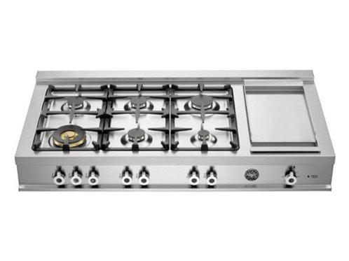 """Rangetops: 36"""" & 48"""" 5 & 6 Burner & Griddle configurations"""