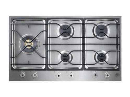 "Gas Cooktops: 24"", 30"", 36"" 4, 5 & 6 Burners"