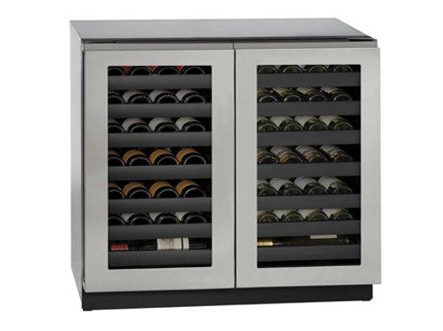 3090WCWC Double Wine Cellar