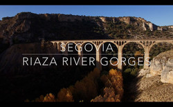 Riaza River Gorges