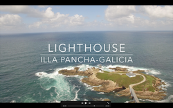 Faro de Isla  Pancha