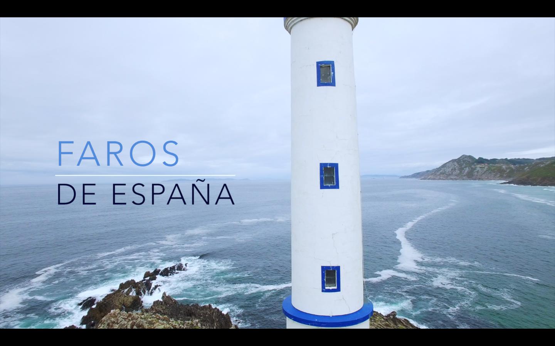 LIGHTHOUSES/FAROS DE ESPAÑA