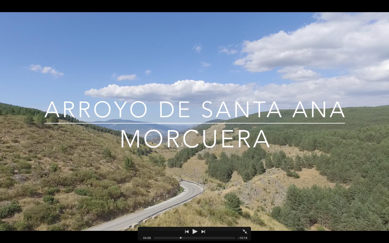 Arroyo de Santa Ana (Morcuera)
