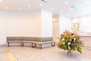 新宿駅前さくらレディースクリニック 女性専用フロア(新宿第1アオイビル 9階)