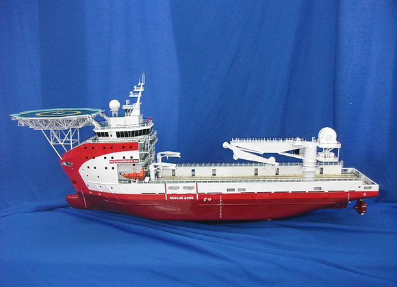 90.9m Platform Supply Vessel (Scale 1:125)