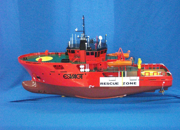 46m Standby Safety Vessel (Scale 1-100)