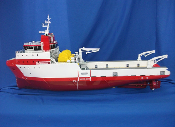 82m Anchor Handling Tug Supply (AHTS) Vessel (Scale 1:125)