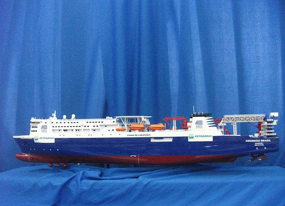 180m Diesel Electric DP2 Vessel (Scale 1:200)