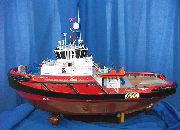42m Tug Boat (Scale 1:50)