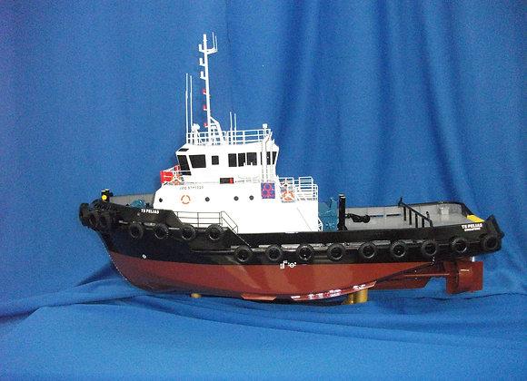 30m Tug Boat (Scale 1:60)