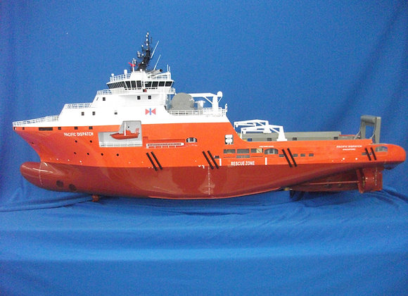 92m Anchor Handling Tug Supply Vessel (Scale 1:100)