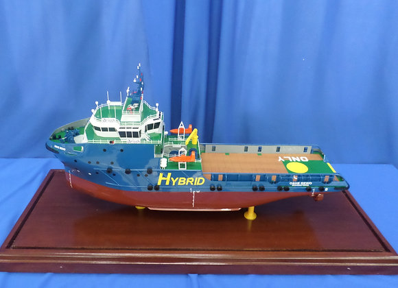 68m Anchor Handling Tug Supply Vessel (Scale 1:100)