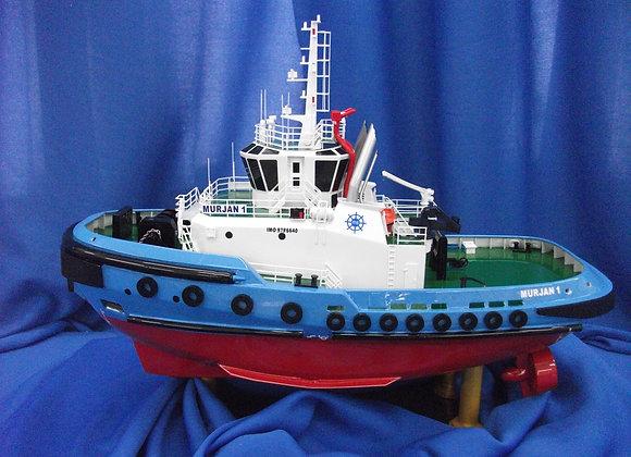 34m Tug Boat (Scale 1:100)