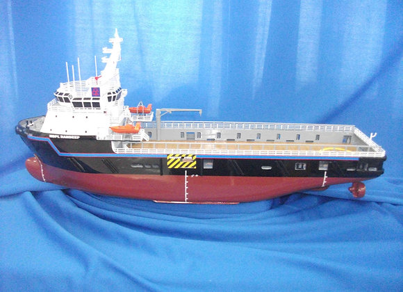 78m Platform Supply Vessel (Scale 1:170)