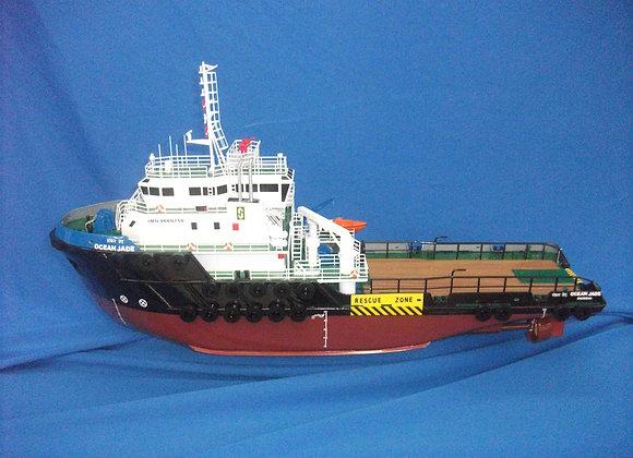 50m Platform Supply Vessel (Scale 1:100)