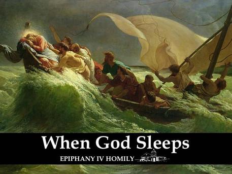 When God Sleeps