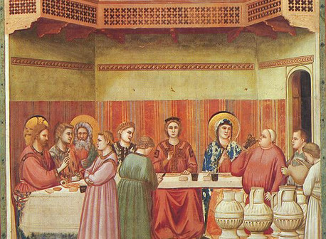 Sanctification: From Water to Wine