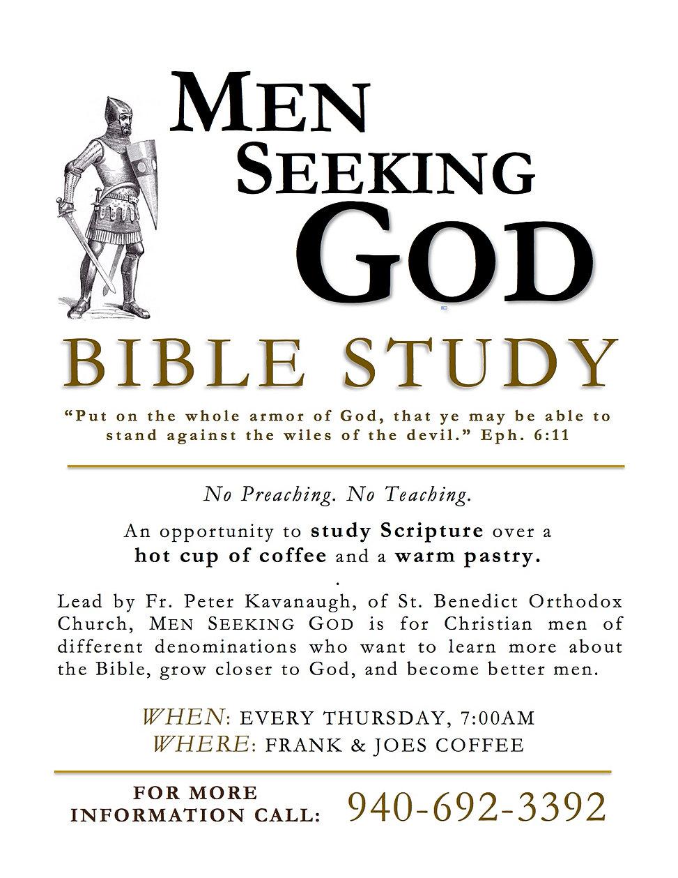 saintbenedictchurch men u0027s bible study