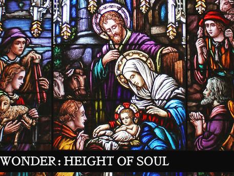 Wonder: Height of Soul