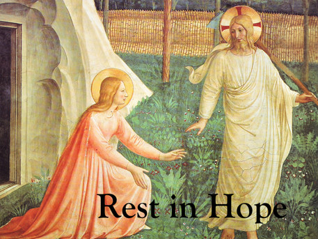 Rest in Hope