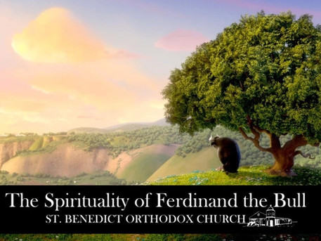 The Spirituality of Ferdinand the Bull
