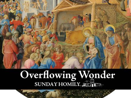 Overflowing Wonder