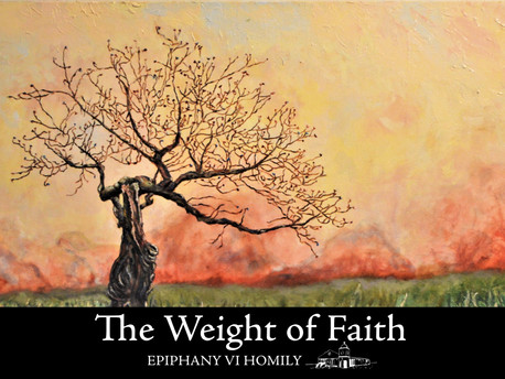 The Weight of Faith