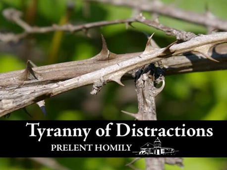 Tyranny of Distractions