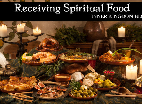 Receiving Spiritual Food