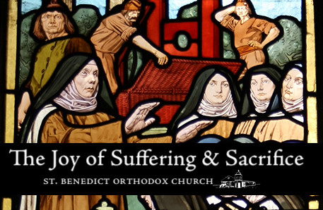 The Joy of Suffering and Sacrifice