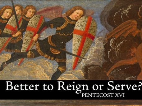 Better to Reign or Serve?