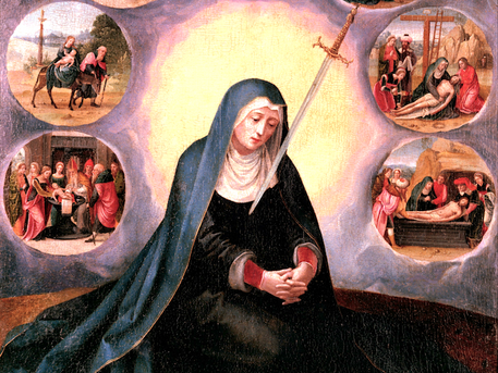 Why Mary's Tears Matter