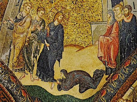 Lent II - Brutal Honesty