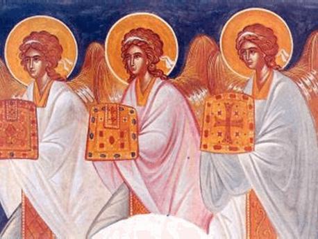 Meditation on Divine Scripture