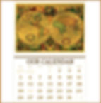antique-world-map-foil-etch-calender-1.j