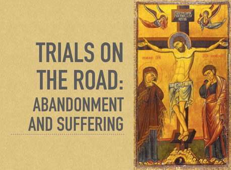 St. Isaac the Syrian: Abandonment and Suffering