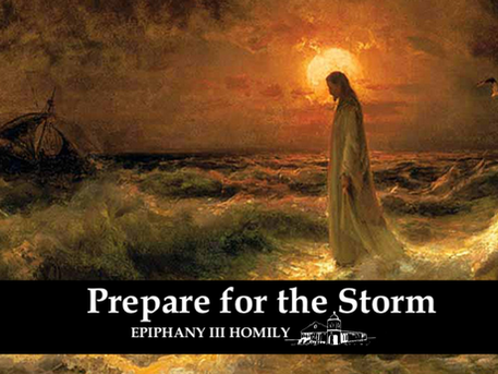 Prepare for the Storm