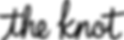 the knot logo black.png