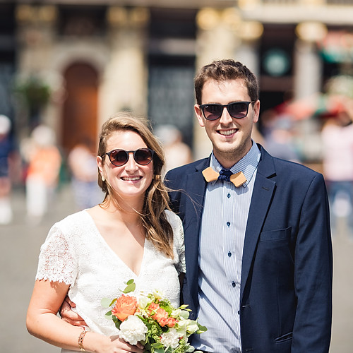 Mariage Civil Maïté & Loic
