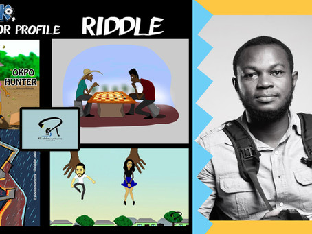 The 'Riddle' of Gh's animation industry!