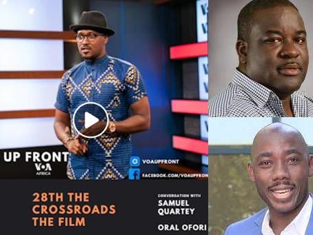 28th The Crossroads on VOA