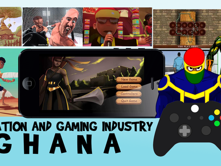 NFA interacts with Gh Animation & Gaming community